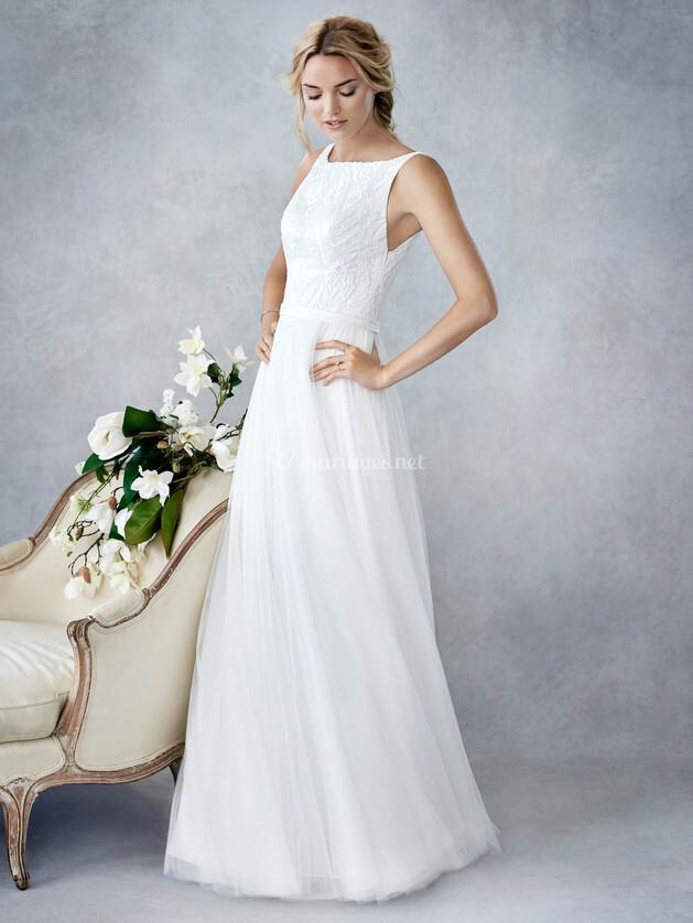 Robes de mari e sur ella rosa by kenneth winston be438 for Prix de robe de mariage kenneth winston