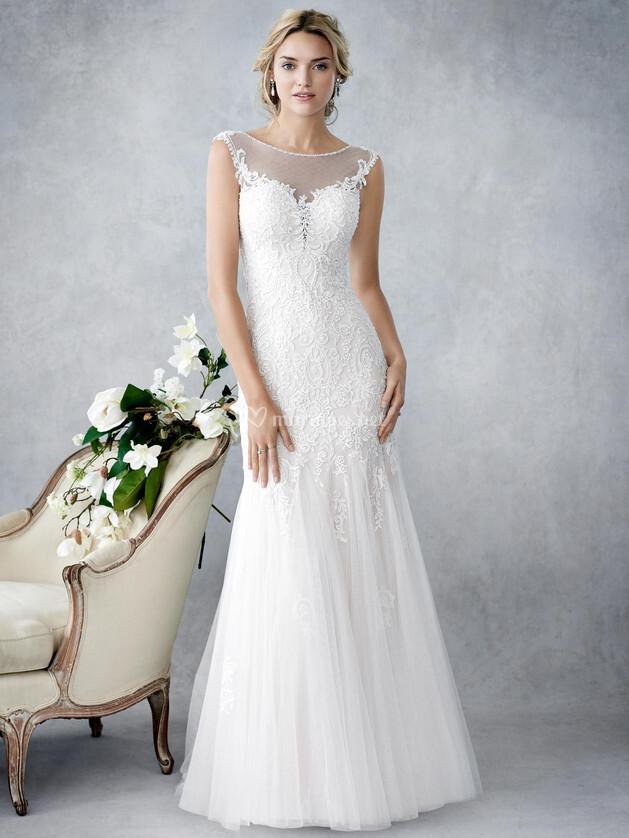 Robes de mari e sur ella rosa by kenneth winston be442 for Prix de robe de mariage kenneth winston