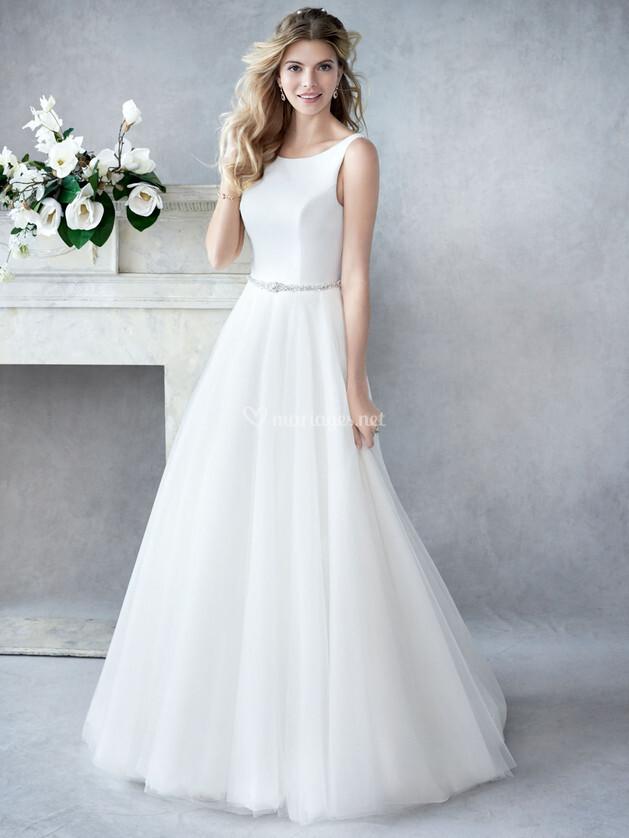 Robes de mari e sur ella rosa by kenneth winston be443 for Prix de robe de mariage kenneth winston