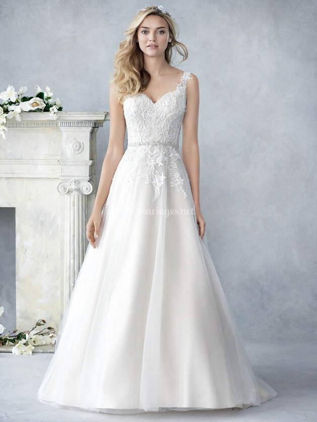Robes de mari e sur ella rosa by kenneth winston be446 for Prix de robe de mariage kenneth winston