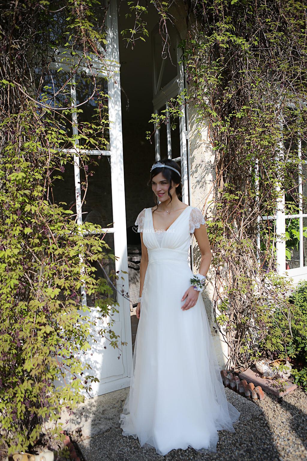 Robes de mariée de Elsa Gary - Moi La Princesse Moderne 2018 - Mariages.net