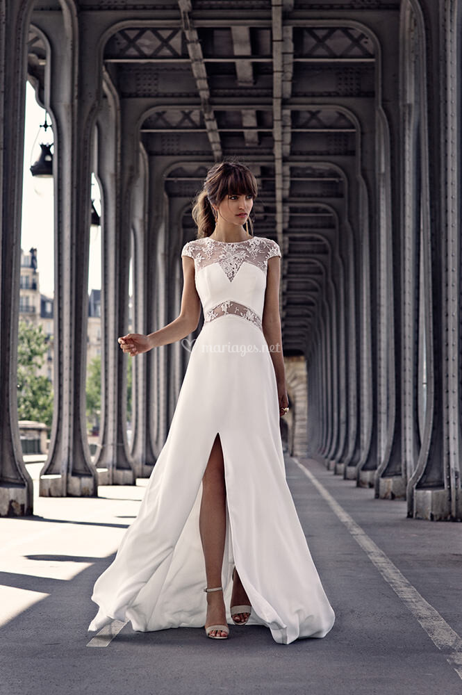 Robes de mariée sur Fabienne Alagama - MARCEAU - Mariages.net