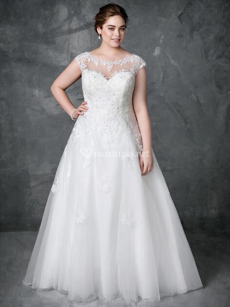 Robes de mari e sur femme by kenneth winston 3403 for Prix de robe de mariage kenneth winston