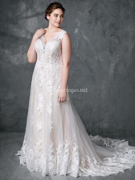 Robes de mari e sur femme by kenneth winston 3405 for Prix de robe de mariage kenneth winston