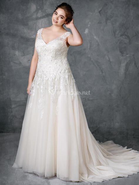 Robes de mari e sur femme by kenneth winston 3406 for Prix de robe de mariage kenneth winston