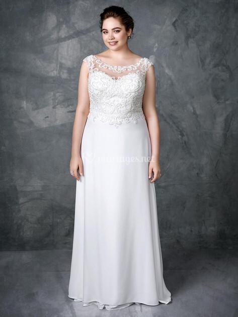 Robes de mari e sur femme by kenneth winston 3407 for Prix de robe de mariage kenneth winston