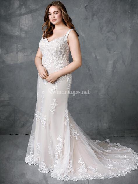 Robes de mari e sur femme by kenneth winston 3411 for Prix de robe de mariage kenneth winston