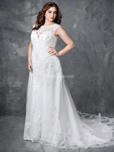 Robes de mari e sur femme by kenneth winston 3413 for Prix de robe de mariage kenneth winston