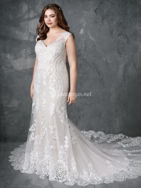 Robes de mari e sur femme by kenneth winston 3414 for Prix de robe de mariage kenneth winston