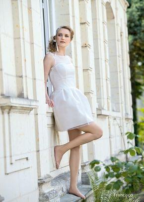 BOHO / LACE CAPELET, Tiffany Rose