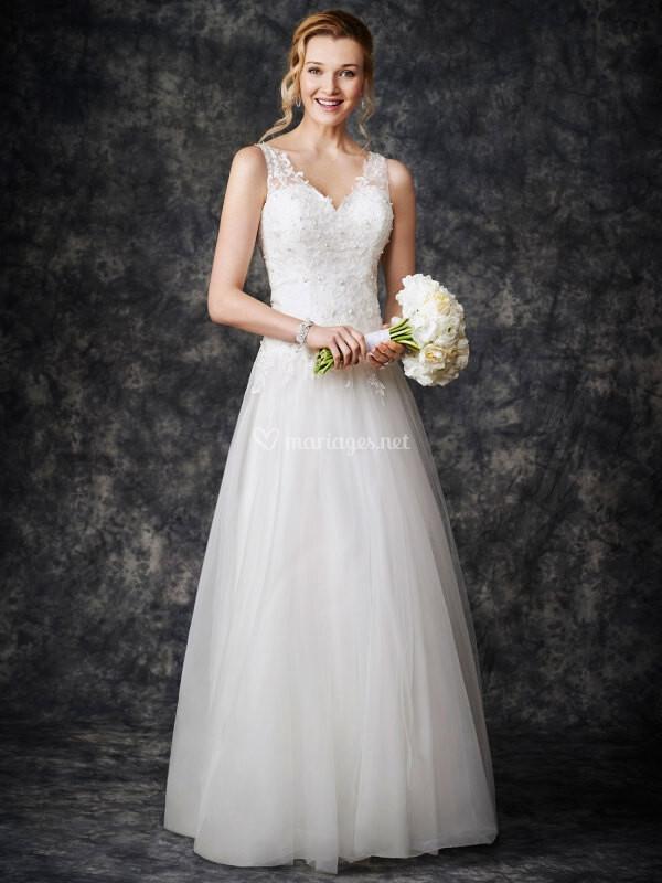 Robes de mari e sur gallery by kenneth winston ga2258 for Prix de robe de mariage kenneth winston