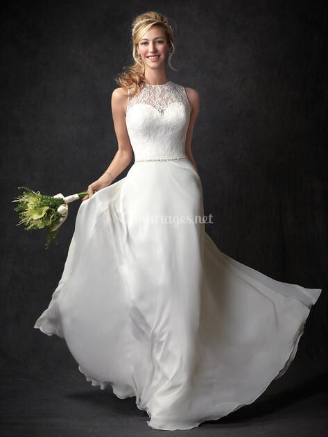 Robes de mari e sur gallery by kenneth winston ga2293 for Prix de robe de mariage kenneth winston