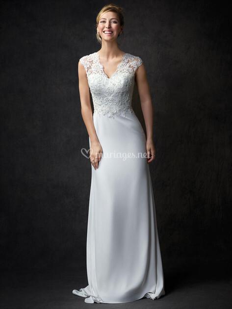Robes de mari e sur gallery by kenneth winston ga2302 for Prix de robe de mariage kenneth winston