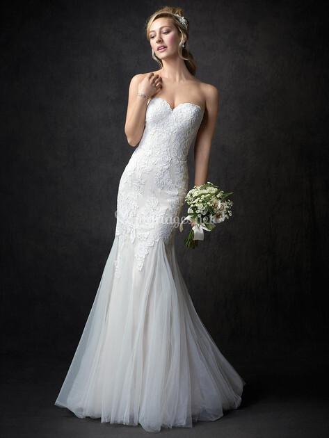 Robes de mari e sur gallery by kenneth winston ga2307 for Prix de robe de mariage kenneth winston
