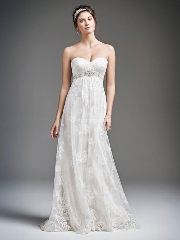 Robes de mari e de kenneth winston 2016 for Prix de robe de mariage kenneth winston