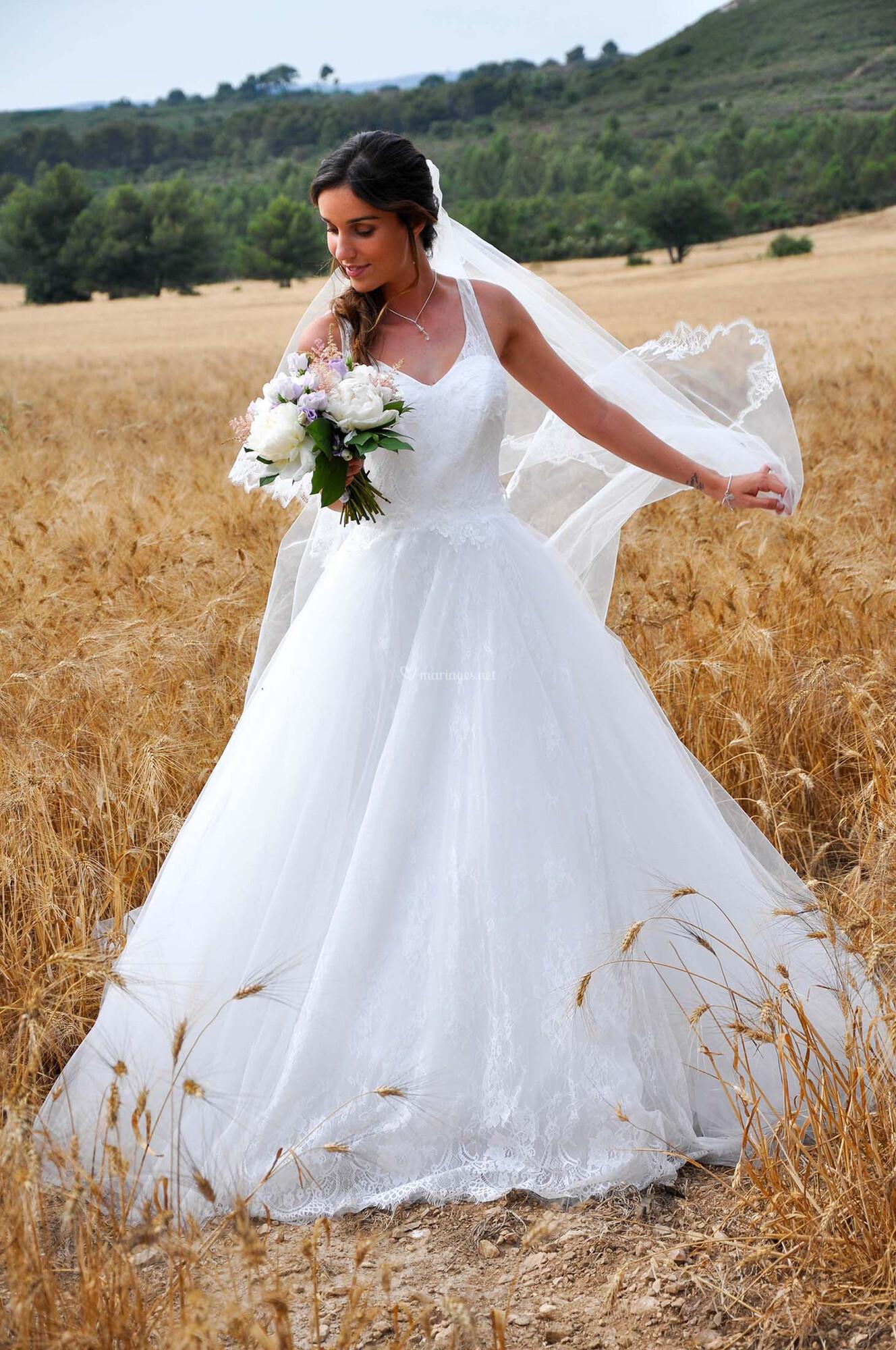 Robes de mariée sur Les Mariées de Provence - CHANTILLY - Mariages.net