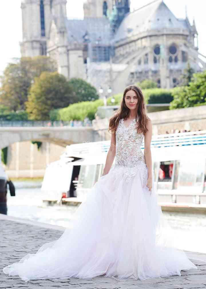 Isabella, LK PARIS Couture