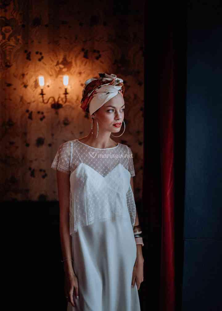 CLEMENCE / MARGAUX, Maison Tesson