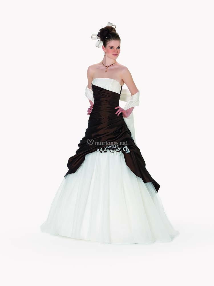 CHOCOLAT BOURGOGNE - Robes de mariée - Miss France - Mariages.net