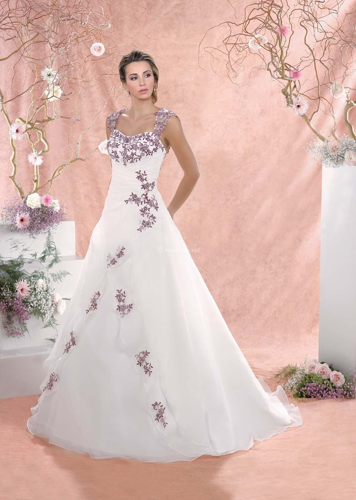 d1727e75acd Robes de mariée de Miss Paris - 2018 - Mariages.net