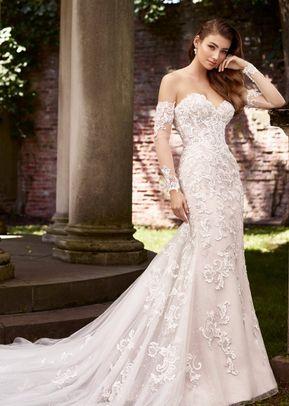11927, Mon Cheri Bridals