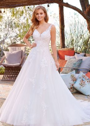 220275, Mon Cheri Bridals
