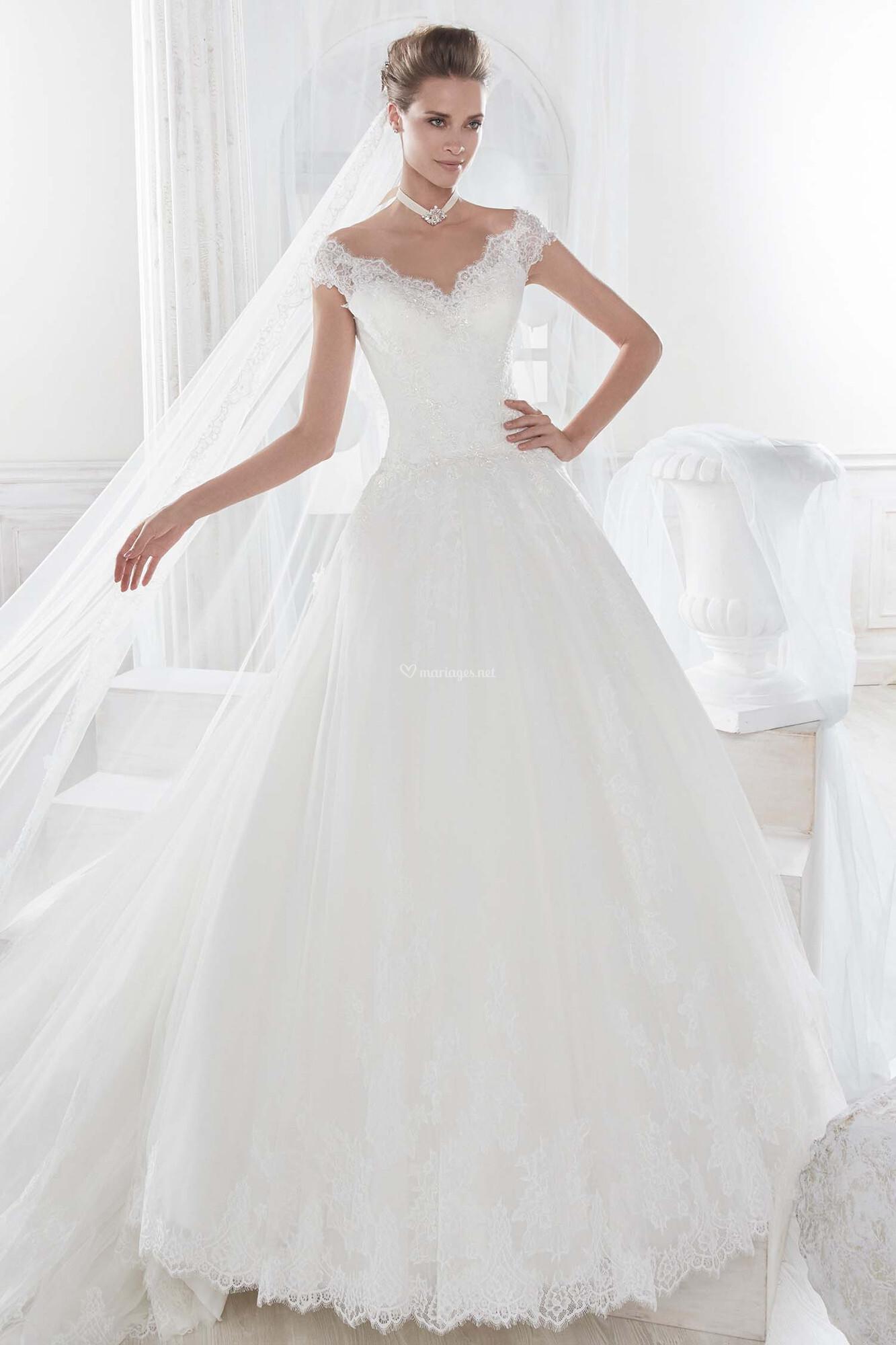 89288f1ed8e Robes de mariée de Nicole - 2018 - Mariages.net