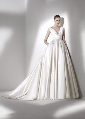 Robes de mari e de pronovias by elie saab for Robes de mariage ellie saab