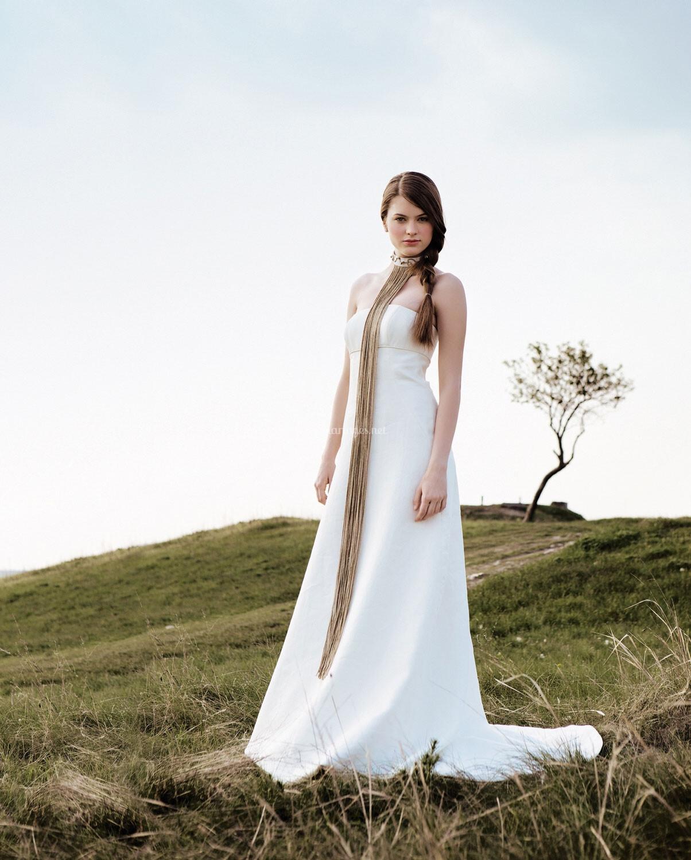 Bohème - Nature de Bohème - Robes de mariée - Pronuptia - Mariages ...
