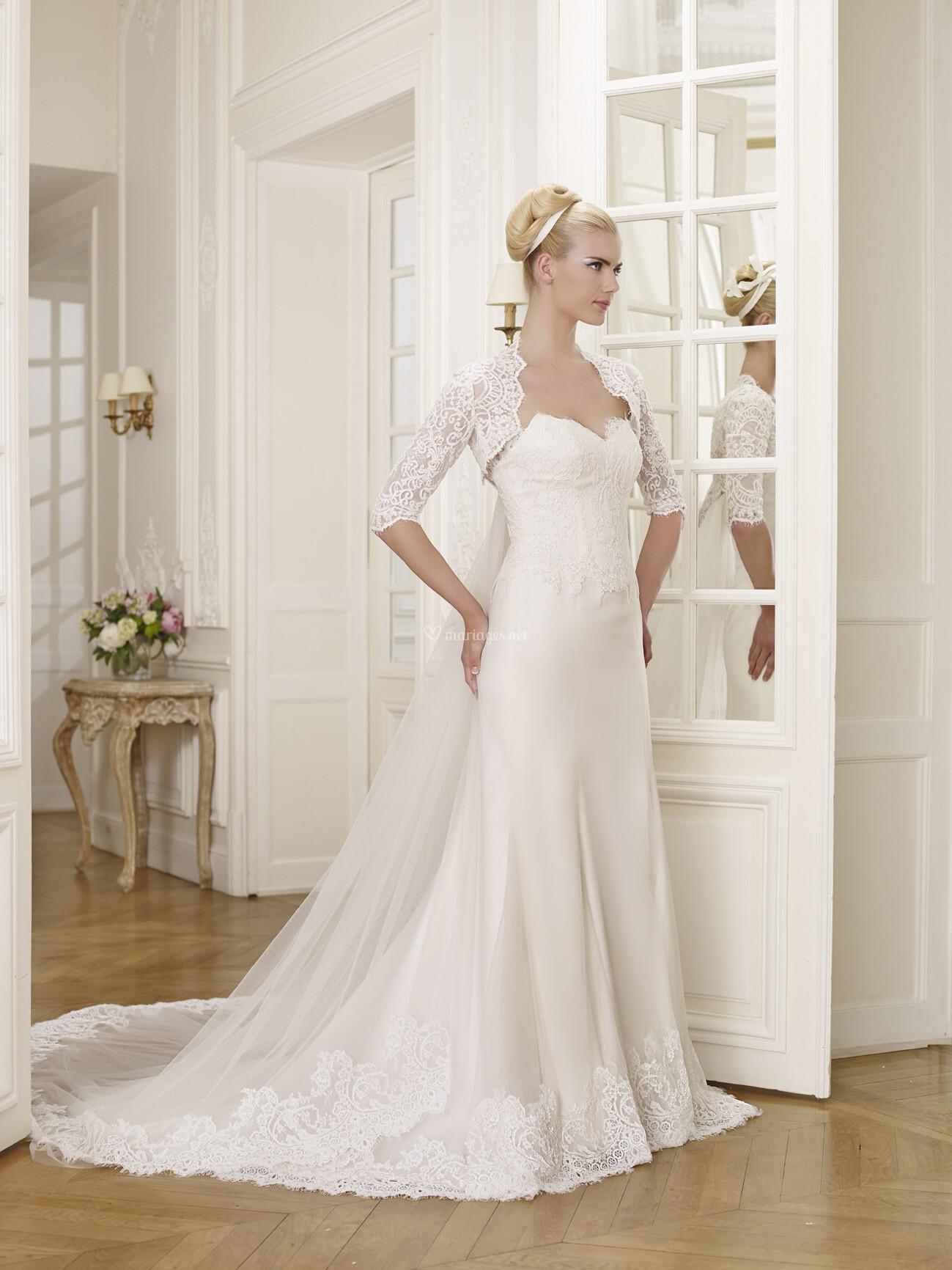 CHAMFORT - Robes de mariée - Pronuptia - Mariages.net