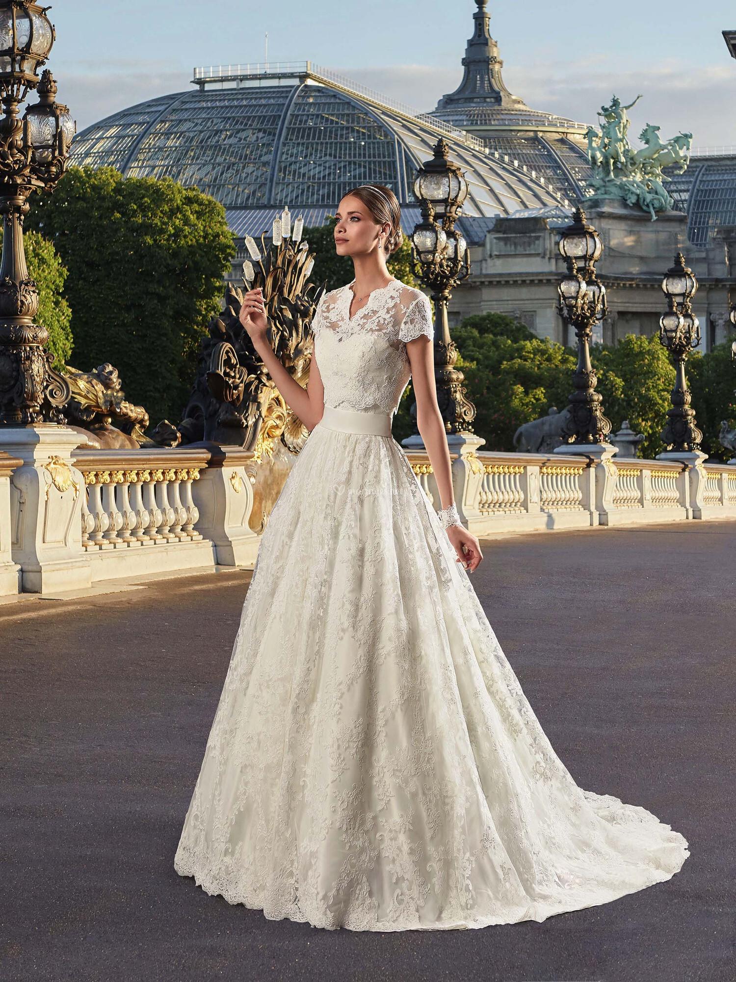 Robes De Mariée Sur Pronuptia Montreuil Mariagesnet