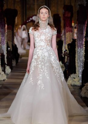 Open Your heart, Reem Acra