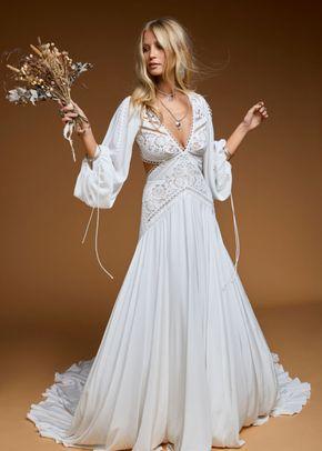 Presley Gown, Rue De Seine