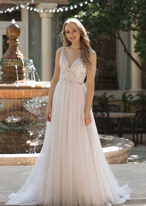 44105 Lavender Blush Multi, Sincerity Bridal