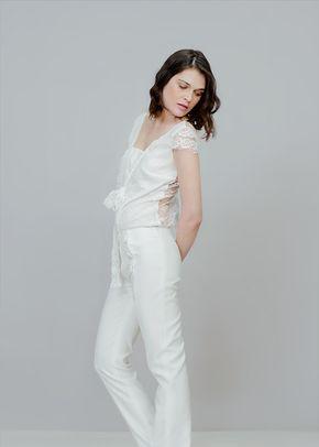 top bristol / pantalon odeón, Stéphanie Wolff Paris