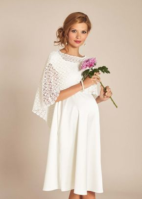 BOHO / LACE CAPELET, Tiffany Rose