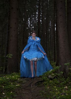 Petit Chaperon Bleu, Valérie Pache