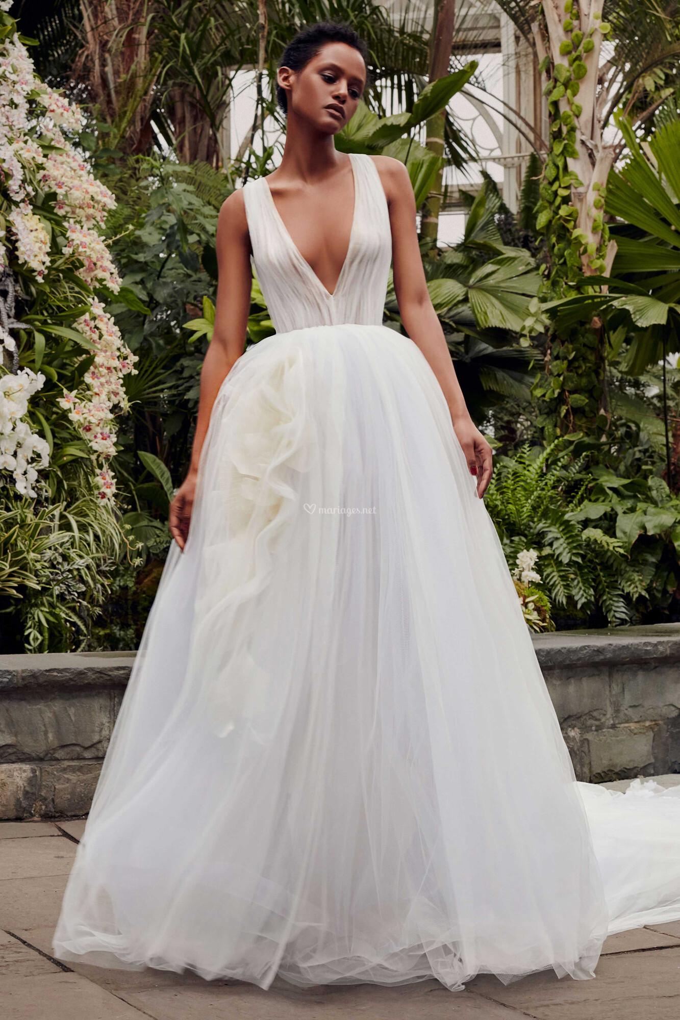 Robes de mariée sur Vera Wang - AZALEA -