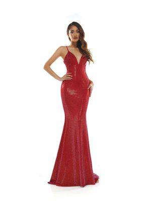 2374RD, Colors Dress