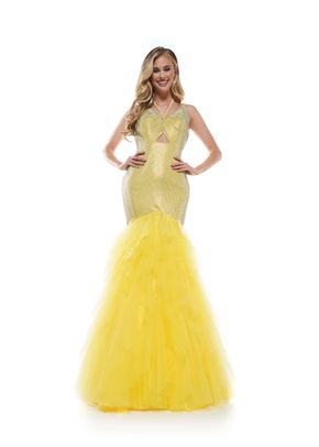 2377YE, Colors Dress