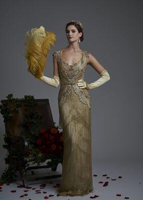 Carlotta ANTIQUE Gold, 965