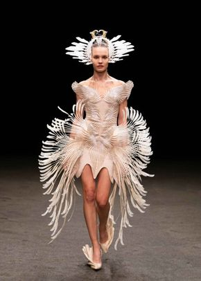 Robes de soirée Iris van Herpen