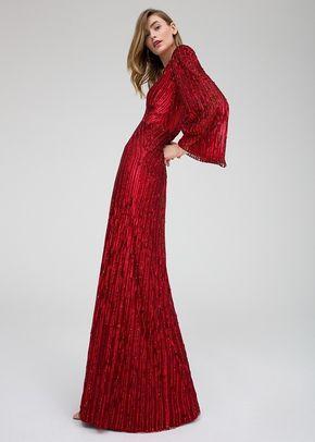 silvie red, Jenny Packham