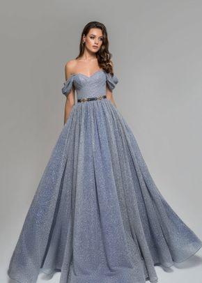 Pailletee Bleu Jean, 794