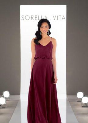 9132 Burgundy, Sorella Vita