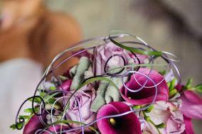 Emi'sfaire coté fleurs