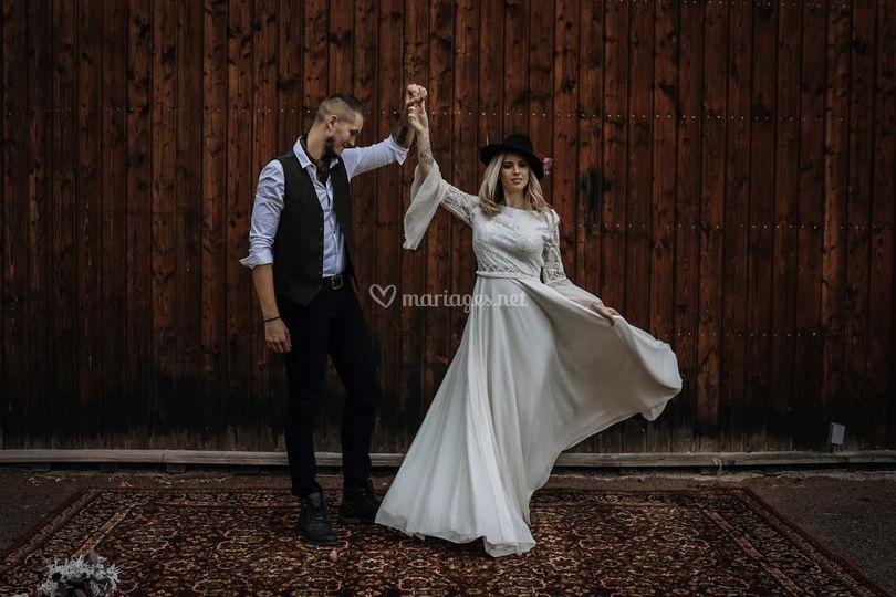 Mariage Bohème Folk