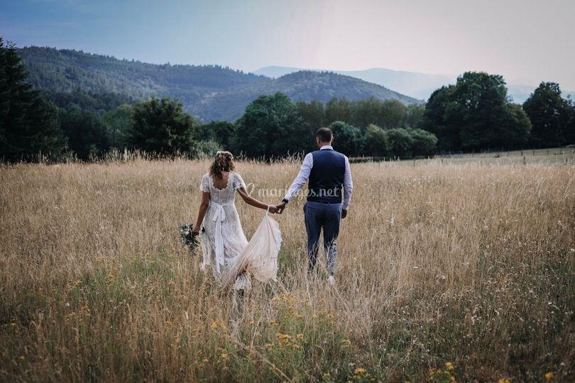 Séance couple mariage alsace