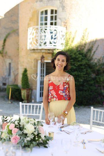 Myriam Votre Wedding-Planner