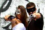 Trash the dress bandidos sur Photo - Passion 50